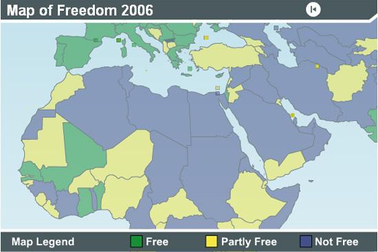 MiddleEastInfoorg 23 Arab and Iranian Tyrannies